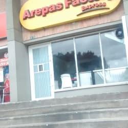 Arepas Factory Express en Bogotá