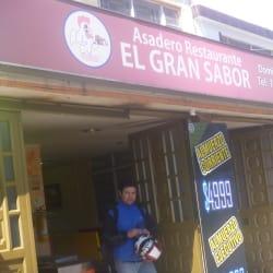 Asadero Restaurante El Gran Sabor  en Bogotá