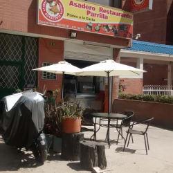 Asadero Restaurante Parrilla La Gran Chispita Boyacense en Bogotá