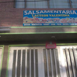 Salsamentaria Lacteos Valentina en Bogotá