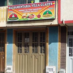 Salsamentaría Villa Gladys en Bogotá