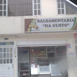 Salsamentaria Da Gusto en Bogotá
