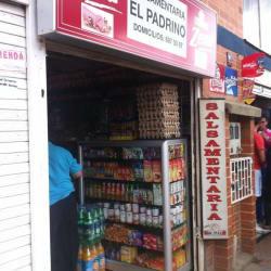 Salsamentaria El Padrino en Bogotá