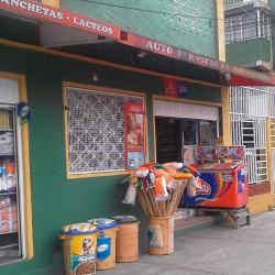 Auto Servicio El Antioqueño en Bogotá