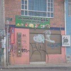 Salsamentaria G&G Villa de los Sauces en Bogotá