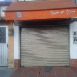 Salón de Onces Café y Aroma en Bogotá