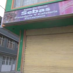 Salon de Onces Sebas en Bogotá