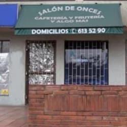 Salón de Onces en Bogotá