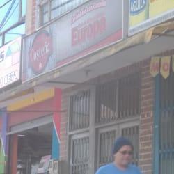 Club Billares Europa en Bogotá