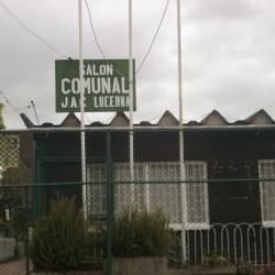 Salón Comunal Lucerna en Bogotá