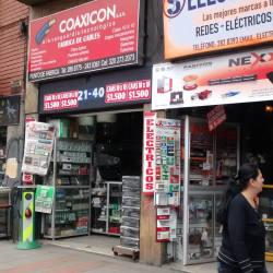 Coaxicon SAS en Bogotá