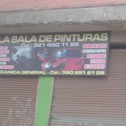 Sala De Pinturas en Bogotá