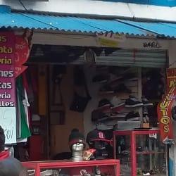 Craps Skate Shop en Bogotá