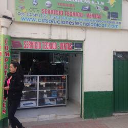 CST Soluciones Tecnológicas S.A.S en Bogotá