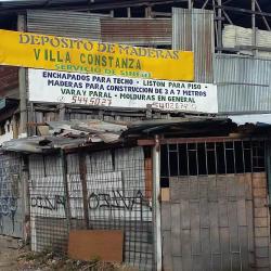 Deposito de Maderas Villa Constanza en Bogotá
