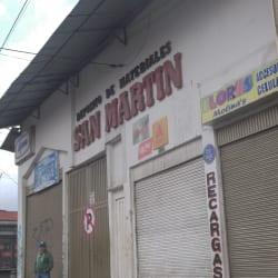 Deposito De Materiales San Martin en Bogotá