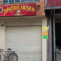 Districarnes JB en Bogotá