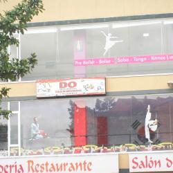 Do Arte Marcial Taekwondo en Bogotá
