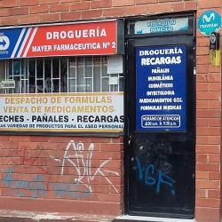 Droguería Mayer Farmaceutica No. 2 en Bogotá