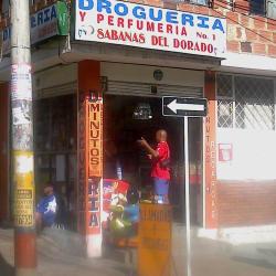 Droguería sabanas del dorado en Bogotá