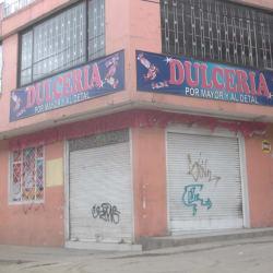 Dulceria Carrera 44C en Bogotá