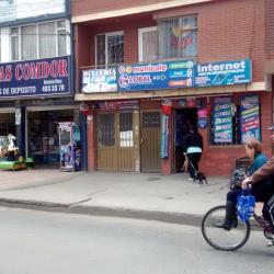 Dulceria C&B en Bogotá