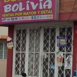 Dulcería Bolivia en Bogotá