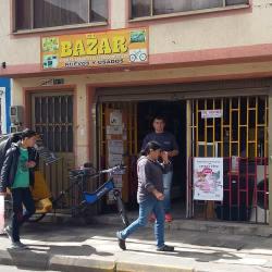El Bazar en Bogotá