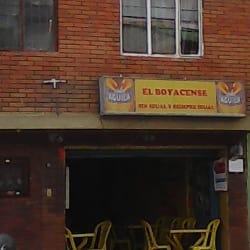 El Boyacense en Bogotá