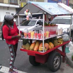 Ruby Ensaladas de Frutas en Bogotá
