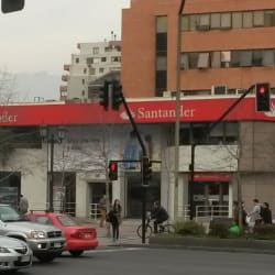 Banco Santander Málaga en Santiago