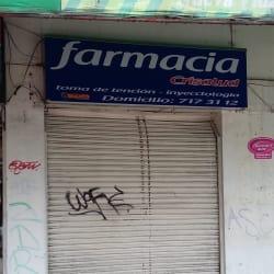 Farmacia Crisalud en Bogotá