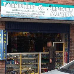 Tornilleria y Ferreteria Mundial en Bogotá