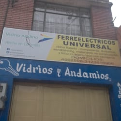 Ferrelectricos Universal en Bogotá