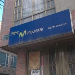 Telefonica Movistar Carrera 81F en Bogotá