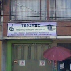 Tepimec en Bogotá