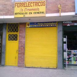 Ferretería Ferreléctricos La Economía en Bogotá