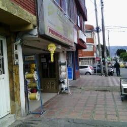 Ferroelectricos Global Service Company en Bogotá