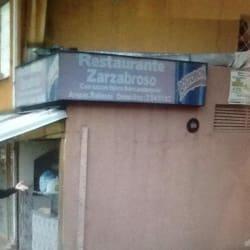 Restaurante Zarzabroso en Bogotá