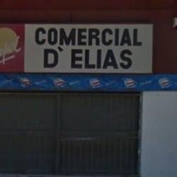 Botillería Comercial Don Elías en Santiago