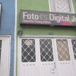 Foto Digital JR en Bogotá