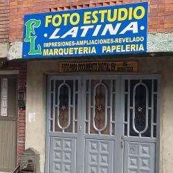 Foto Estudio Latina en Bogotá