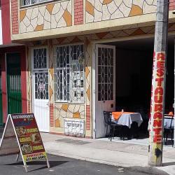 Restaurante y Bar Gabriela en Bogotá