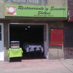 Restaurante y Eventos Shekiná en Bogotá