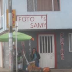 Foto Samy en Bogotá