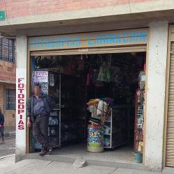 Fotocopias y Laminación en la 121 en Bogotá