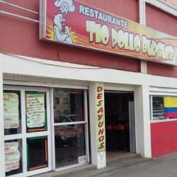 Restaurante Tio Pollo Burguer en Bogotá