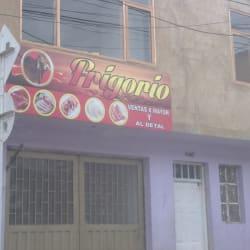 Frigorio en Bogotá