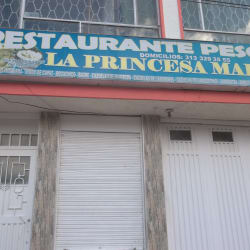 Restaurante Pescaderia La Princesa Marina en Bogotá