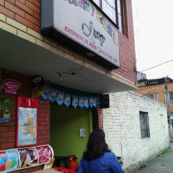 Fruteria Y Heladeria Jenny en Bogotá